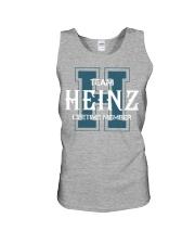 Team HEINZ - Lifetime Member Unisex Tank thumbnail