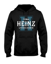 Team HEINZ - Lifetime Member Hooded Sweatshirt front