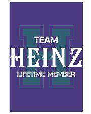 Team HEINZ - Lifetime Member 11x17 Poster thumbnail