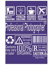 Professional Photographer 11x17 Poster thumbnail