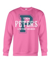 Team PETERS - Lifetime Member Crewneck Sweatshirt thumbnail