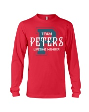 Team PETERS - Lifetime Member Long Sleeve Tee thumbnail