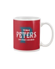 Team PETERS - Lifetime Member Mug thumbnail