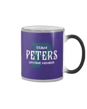 Team PETERS - Lifetime Member Color Changing Mug thumbnail