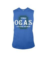 Team OGAS - Lifetime Member Sleeveless Tee thumbnail