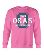 Team OGAS - Lifetime Member Crewneck Sweatshirt thumbnail