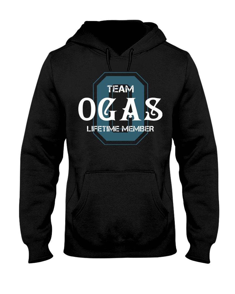 Team OGAS - Lifetime Member Hooded Sweatshirt