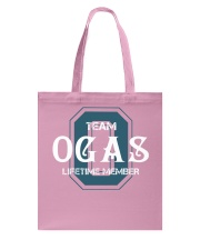 Team OGAS - Lifetime Member Tote Bag thumbnail
