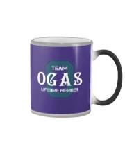 Team OGAS - Lifetime Member Color Changing Mug thumbnail