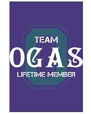 Team OGAS - Lifetime Member 11x17 Poster thumbnail