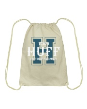 Team HUFF - Lifetime Member Drawstring Bag thumbnail