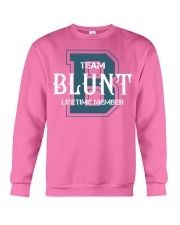 Team BLUNT - Lifetime Member Crewneck Sweatshirt thumbnail
