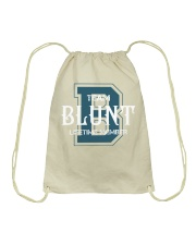 Team BLUNT - Lifetime Member Drawstring Bag thumbnail