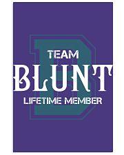 Team BLUNT - Lifetime Member 11x17 Poster thumbnail