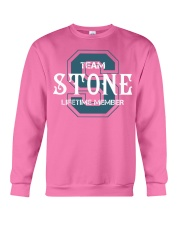Team STONE - Lifetime Member Crewneck Sweatshirt thumbnail