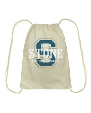 Team STONE - Lifetime Member Drawstring Bag thumbnail
