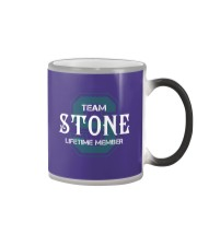 Team STONE - Lifetime Member Color Changing Mug thumbnail