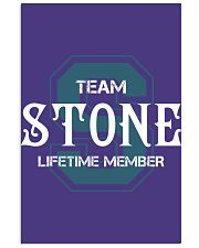 Team STONE - Lifetime Member Vertical Poster tile