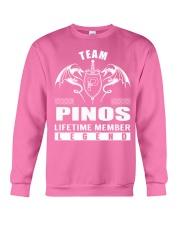 Team PINOS Lifetime Member - Name Shirts Crewneck Sweatshirt thumbnail