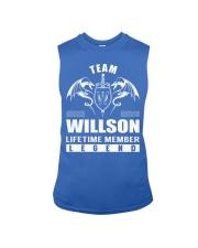 Team WILLSON Lifetime Member - Name Shirts Sleeveless Tee thumbnail