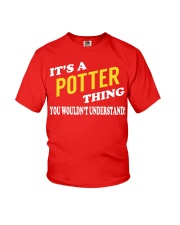 Its a POTTER Thing - Name Shirts Youth T-Shirt tile