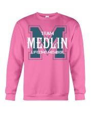 Team MEDLIN - Lifetime Member Crewneck Sweatshirt thumbnail