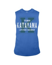 Team KATAYAMA - Lifetime Member Sleeveless Tee thumbnail