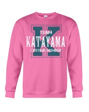 Team KATAYAMA - Lifetime Member Crewneck Sweatshirt thumbnail