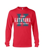 Team KATAYAMA - Lifetime Member Long Sleeve Tee thumbnail