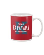 Team KATAYAMA - Lifetime Member Mug thumbnail