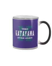 Team KATAYAMA - Lifetime Member Color Changing Mug thumbnail