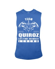 Team QUIROZ Lifetime Member - Name Shirts Sleeveless Tee thumbnail