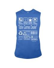 Table Games Dealer Sleeveless Tee thumbnail