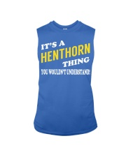 Its a HENTHORN Thing - Name Shirts Sleeveless Tee thumbnail