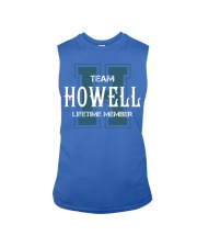 Team HOWELL - Lifetime Member Sleeveless Tee thumbnail