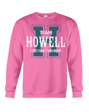Team HOWELL - Lifetime Member Crewneck Sweatshirt thumbnail