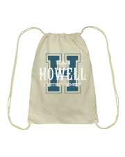 Team HOWELL - Lifetime Member Drawstring Bag thumbnail