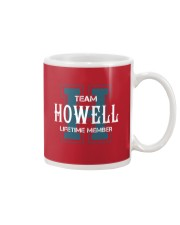 Team HOWELL - Lifetime Member Mug thumbnail