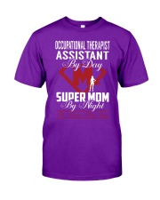 Occupational Therapist Assistant - Super Mom Job Classic T-Shirt thumbnail