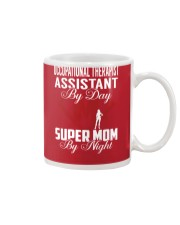 Occupational Therapist Assistant - Super Mom Job Mug thumbnail