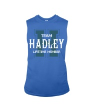 Team HADLEY - Lifetime Member Sleeveless Tee tile
