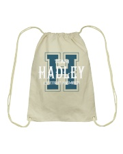 Team HADLEY - Lifetime Member Drawstring Bag tile