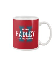 Team HADLEY - Lifetime Member Mug tile