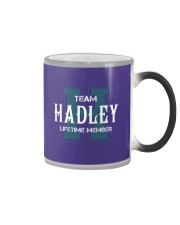 Team HADLEY - Lifetime Member Color Changing Mug tile