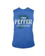 Team PEFFER - Lifetime Member Sleeveless Tee thumbnail
