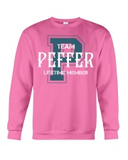 Team PEFFER - Lifetime Member Crewneck Sweatshirt thumbnail