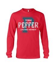 Team PEFFER - Lifetime Member Long Sleeve Tee thumbnail