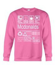 Mcdonalds Crewneck Sweatshirt thumbnail