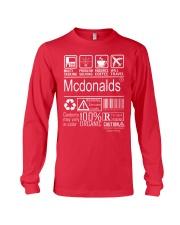 Mcdonalds Long Sleeve Tee thumbnail