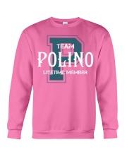 Team POLINO - Lifetime Member Crewneck Sweatshirt thumbnail